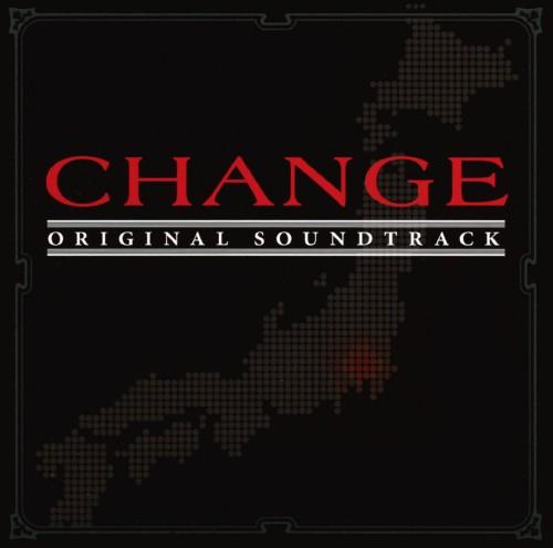 【中古】CHANGE オリジナル・サウンドトラック/TVサントラ