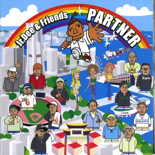 【中古】PARTNER/Jr.Dee&Friends
