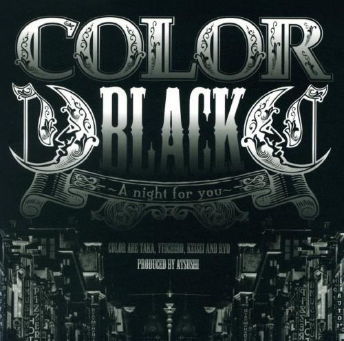 【中古】BLACK〜A night for you〜(DVD付)/COLOR