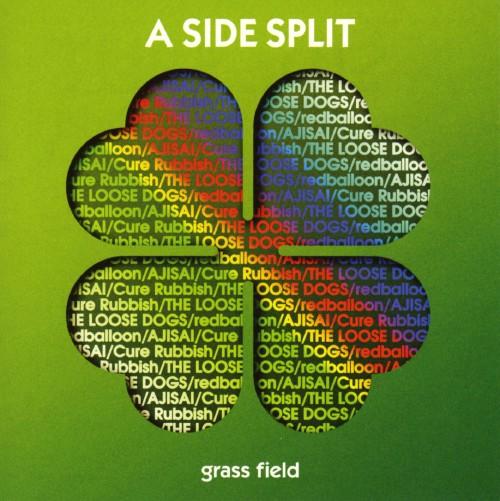 【中古】A SIDE SPLIT Vol.1〜grass field〜/オムニバス