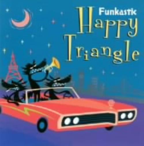 【中古】Happy Triangle/Fankastic