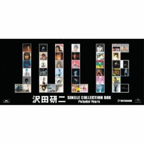 【中古】沢田研二 SINGLE COLLECTION BOX Polydor Years(初回生産限定盤)/沢田研二
