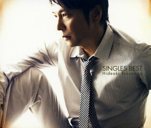 【中古】SINGLES BEST(初回限定盤C)(DVD付)/徳永英明