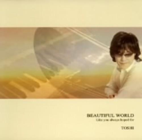 【中古】BEAUTIFUL WORLD/TOSHI