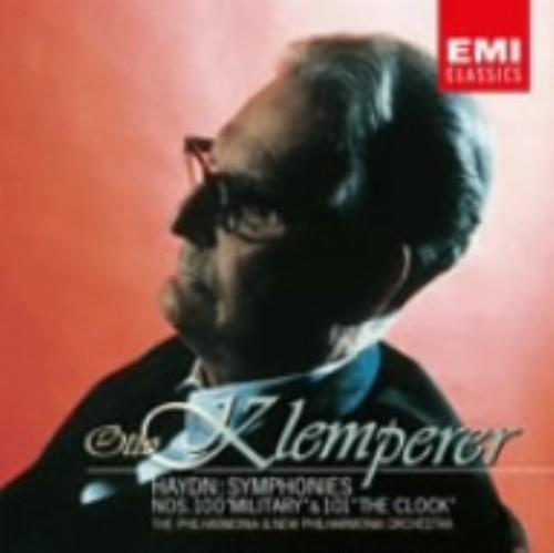 【中古】ハイドン:交響曲第100番「軍隊」、第101番「時計」/クレンペラー