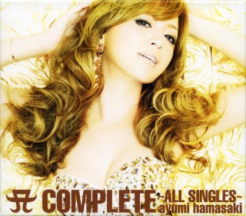 【中古】A COMPLETE 〜SINGLES〜(DVD付)/浜崎あゆみ