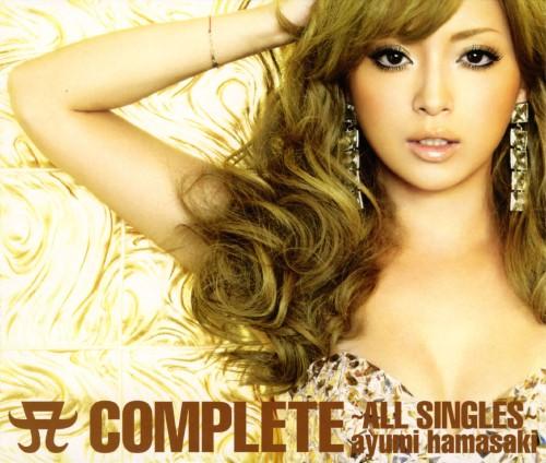【新品】A COMPLETE 〜ALL SINGLES〜/浜崎あゆみ
