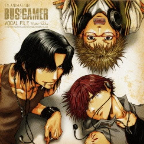 【中古】「BUS GAMER」ボーカルファイル/アニメ・サントラ