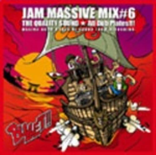 【中古】JAM MASSIVE MIX #6/JAM MASSIVE