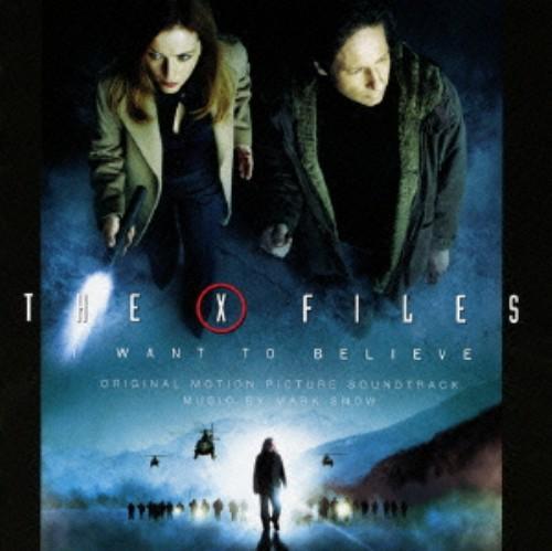 【中古】X−ファイル:真実を求めて オリジナル・サウンドトラック/マーク・スノウ