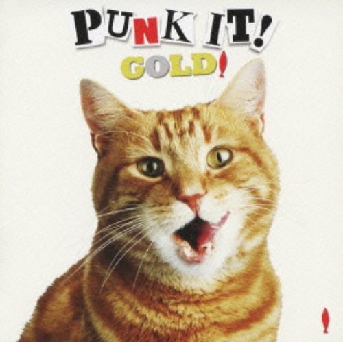 【中古】PUNK IT! GOLD!(初回限定盤)(DVD付)/オムニバス