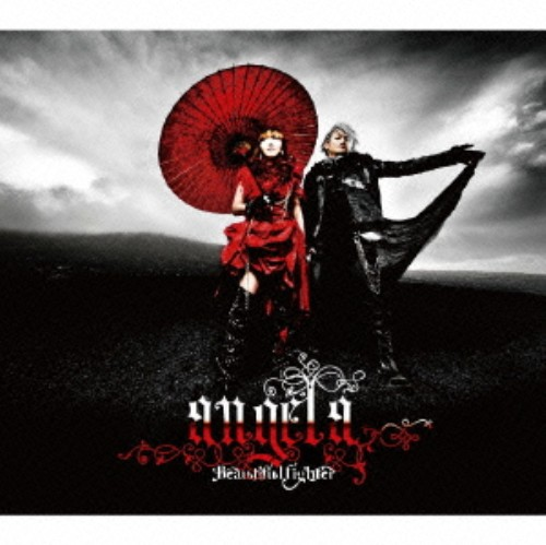 【中古】Beautiful fighter/My story(初回限定盤)(DVD付)/angela
