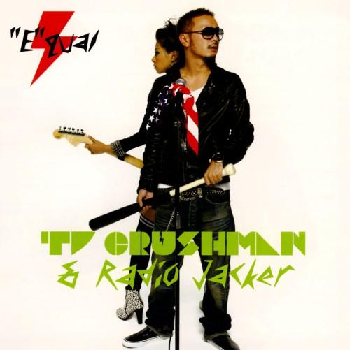 【中古】TV Crushman & Radio Jacker/EQUAL