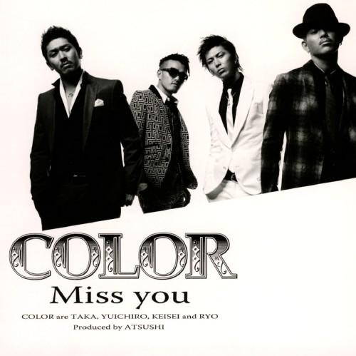【中古】Miss you/COLOR