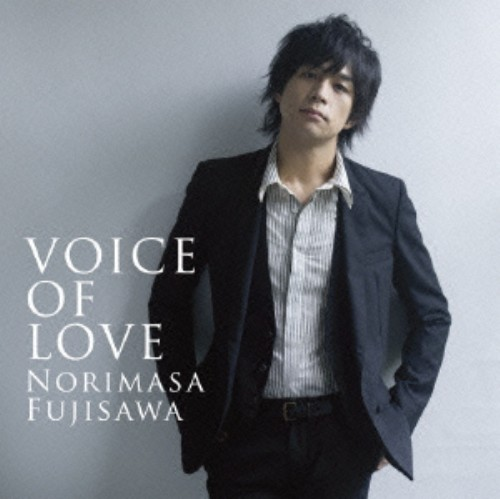 【中古】VOICE OF LOVE 〜愛の力〜(DVD付)/藤澤ノリマサ