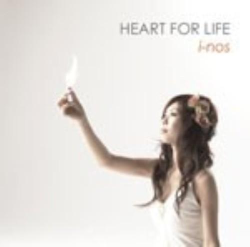 【中古】HEART FOR LIFE/i−nos