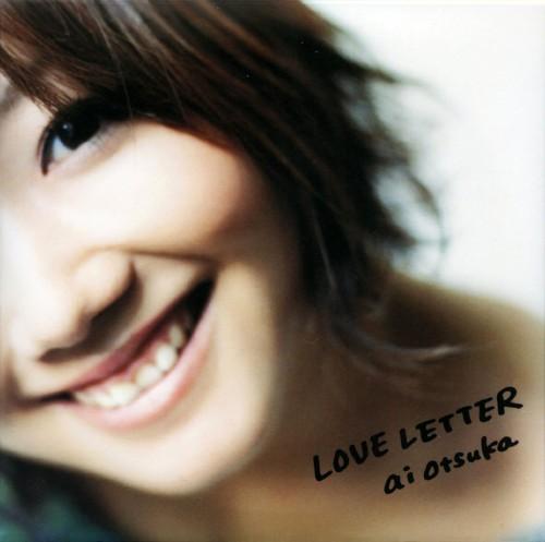 【中古】LOVE LETTER(DVD付)/大塚愛
