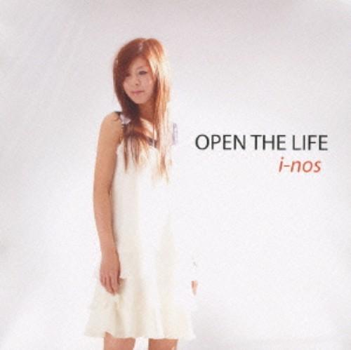 【中古】open the life/i−nos