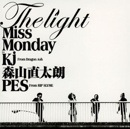 【中古】The Light feat.Kj from Dragon Ash,森山直太朗,PES from RIP SLYME/Miss Monday