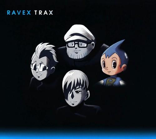 【中古】trax(DVD付)/ravex