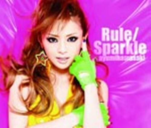 【中古】Rule/Sparkle(ジャケットA)(DVD付)/浜崎あゆみ