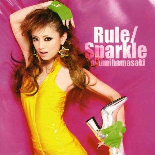 【中古】Rule/Sparkle(ジャケットB)/浜崎あゆみ