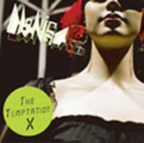 【中古】The Temptation X/MONICA URANGLASS