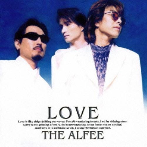 【中古】LOVE(完全生産限定盤)/アルフィー