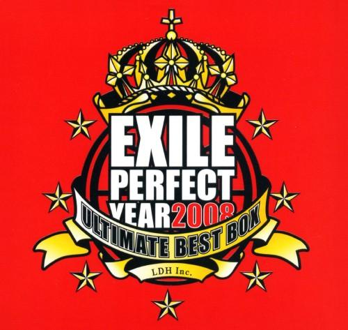 【中古】EXILE PERFECT YEAR 2008 ULTIMATE BEST BOX(DVD付)/EXILE