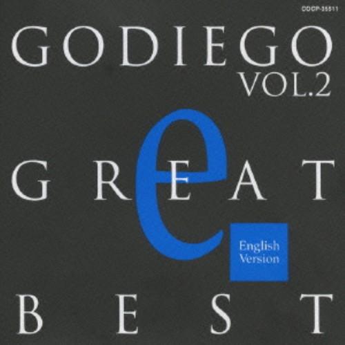 【中古】GODIEGO GREAT BEST 2(初回生産限定盤)/ゴダイゴ