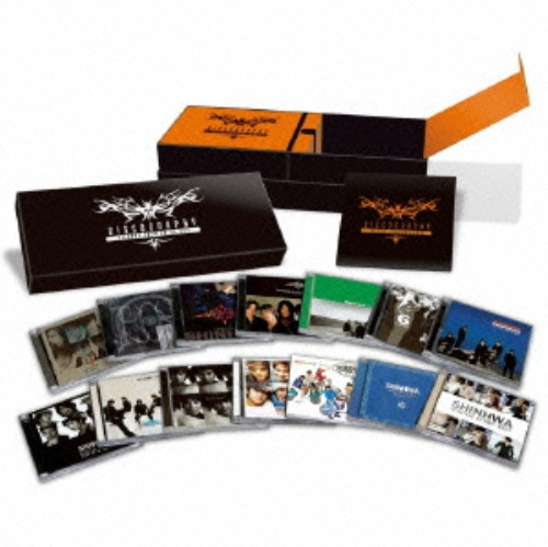 【中古】DISCOGRAPHY〜SHINHWA PREMIUM CD BOX〜(完全生産限定盤)/Shinhwa