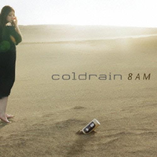 【中古】8AM(DVD付)/coldrain