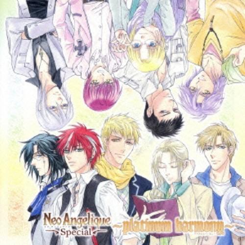 【中古】ネオアンジェリークSpecial〜platinum harmony〜/ゲームミュージック