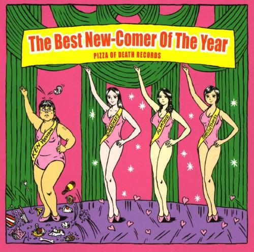 【中古】The Best New−Comer Of The Year/Ken Yokoyama,ALMOND,DRADNATS,SpecialThanks