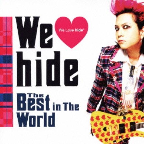 【中古】We Love hide〜The Best in The World〜/hide