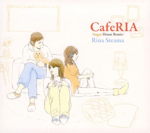 【中古】CafeRIA−Sugar House Remix−/Rina Steama