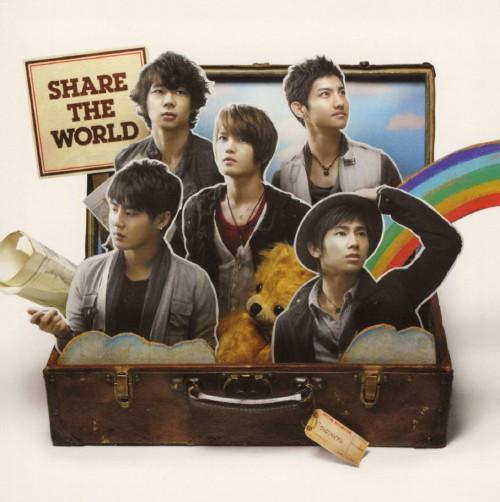 【中古】Share The World/ウィーアー!/東方神起