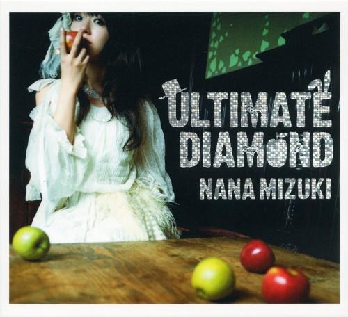 【中古】ULTIMATE DIAMOND(初回限定盤)(DVD付)/水樹奈々