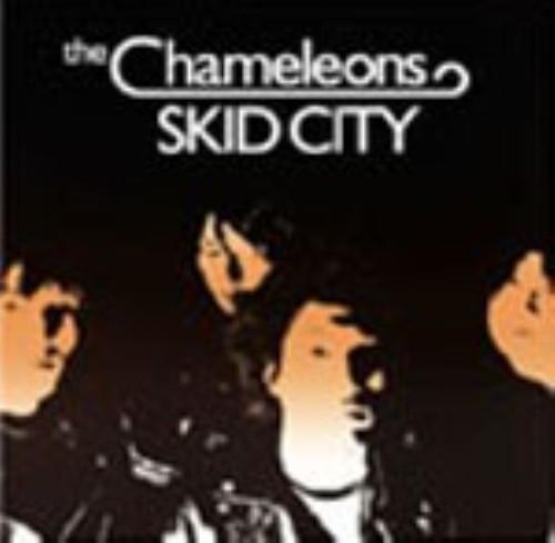 【中古】SKID CITY/Chameleons