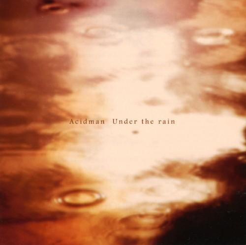 【中古】Under the rain/ACIDMAN