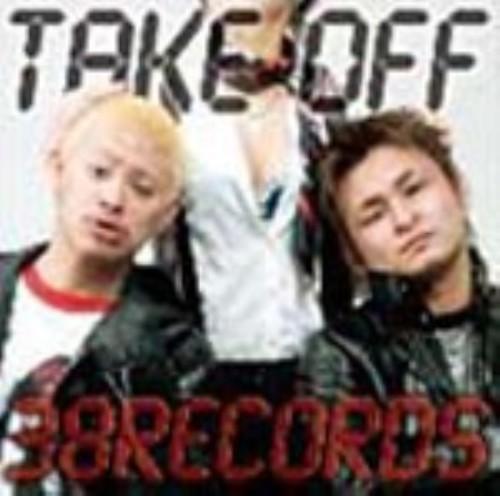 【中古】TAKE OFF/38RECORDS