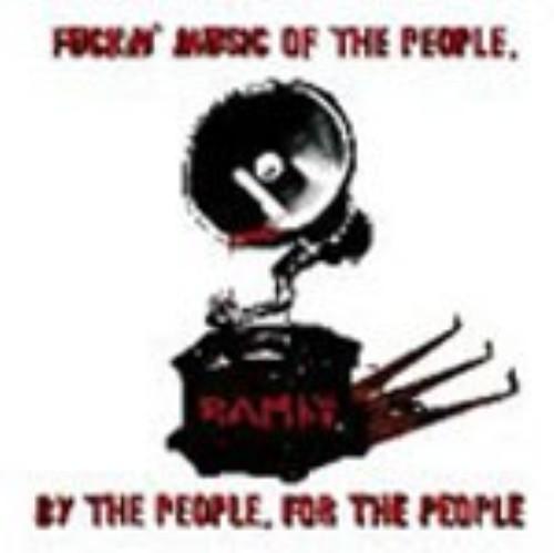 【中古】FUCKiN'MUSIC OF THE PEOPLE,BY THE PEOPLE,FOR THE PEOPLE./BAMbi