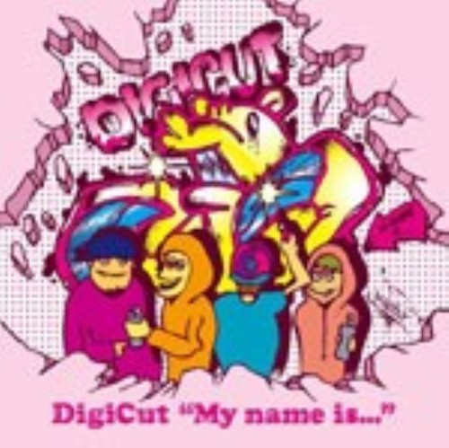 【中古】DigiCut My name is.../DigiCut