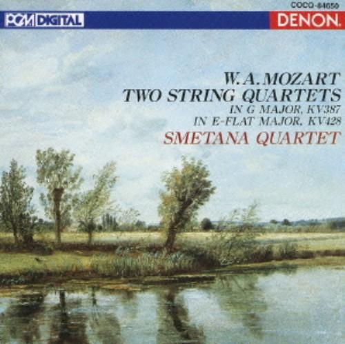 【中古】モーツァルト:弦楽四重奏曲第14番「春」、第16番(初回生産限定盤)/スメタナ四重奏団