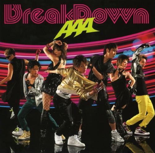 【中古】Break Down/Break your name/Summer Revolution/AAA/西風雲