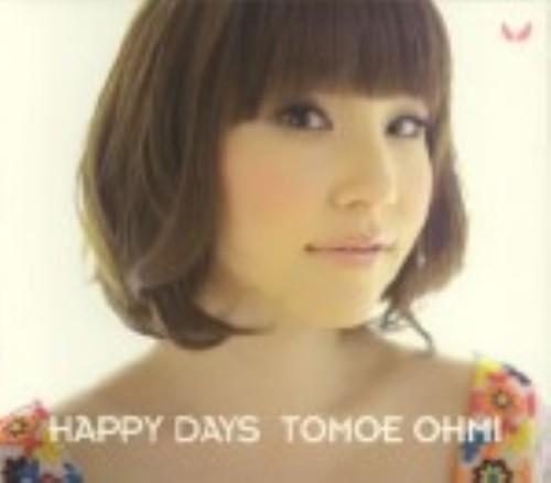 【中古】HAPPY DAYS(初回限定盤)(DVD付)/近江知永