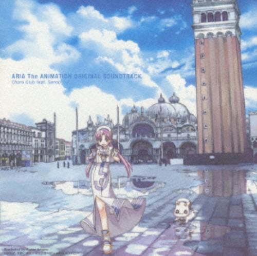 【中古】ARIA The ANIMATION オリジナルサウンドトラック/CHORO CLUB feat.Senoo