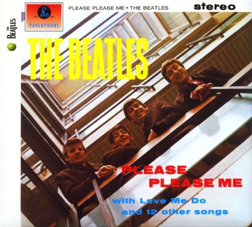 【中古】プリーズ・プリーズ・ミー(初回生産限定盤)/The Beatles