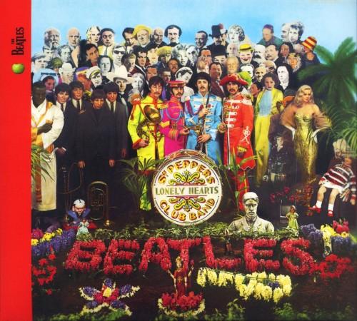 【中古】サージェント・ペパーズ・ロンリー・ハーツ・クラブ・バンド(初回生産限定盤)/The Beatles