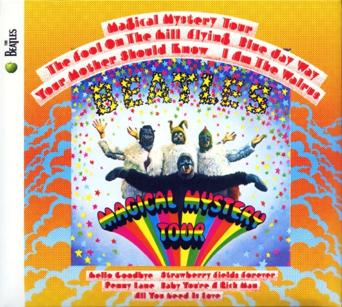 【中古】マジカル・ミステリー・ツアー(初回生産限定盤)/The Beatles